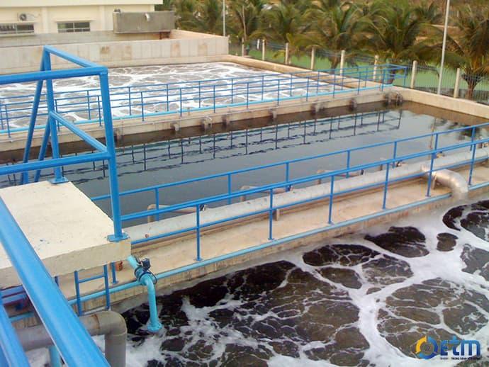 Công trình xử lý nước thải công nghiệp