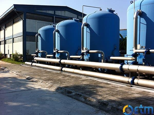 Công ty xử lý nước thải tại Quảng Ngãi