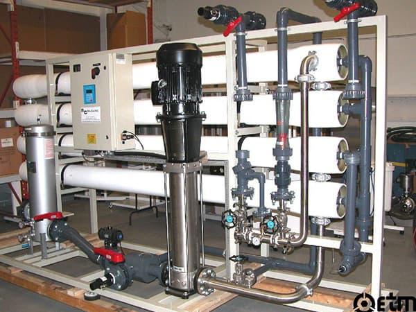 Phương pháp xử lý nước cấp sinh hoạt
