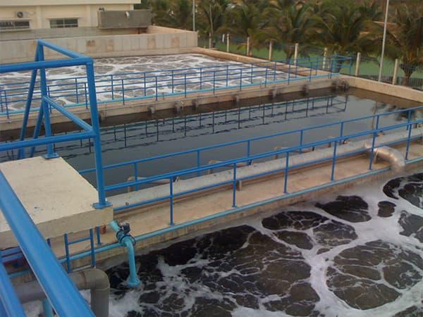 Xử lý môi trường công nghiệp