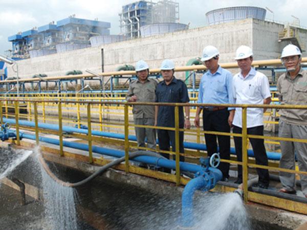Đánh giá thực trạng xử lý nước thải tại khu công nghiệp