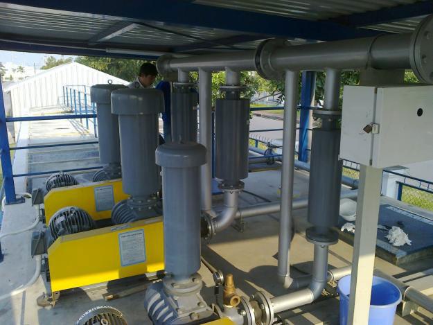 Tư vấn vận hành hệ thống xử lý nước thải