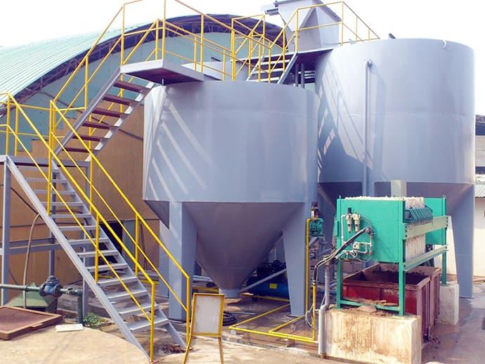 Công trình xử lý nước thải Prime Yên Bình
