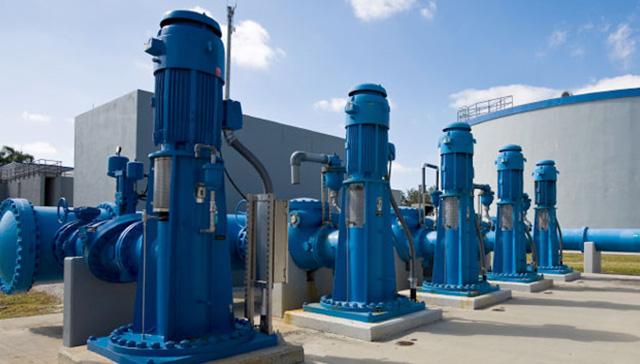 Công trình xử lý nước cấp