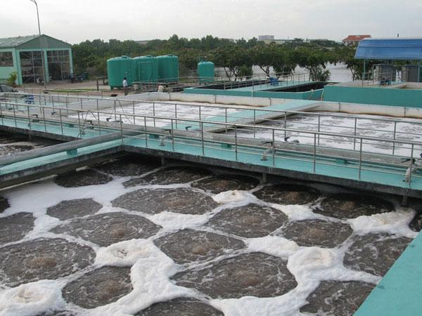 Xử lý nước thải nhà máy bia SG-NA
