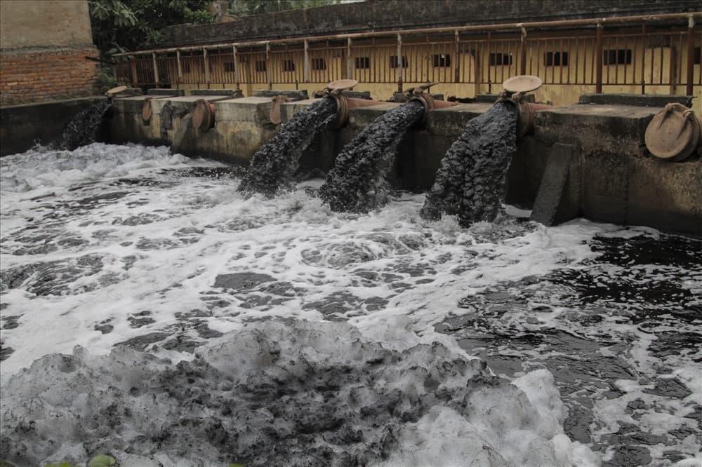 Đặc tính cơ bản của nước thải công nghiệp