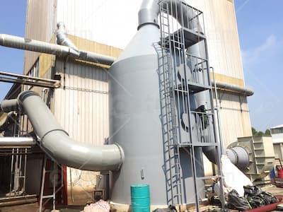 Tổng quan hệ thống xử lý khí thải
