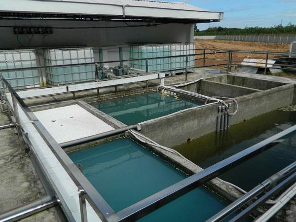 Giới thiệu công nghệ trạm xử lý nước thải công ty Hiếu Hương