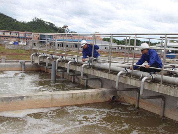 Xây dựng hệ thống xử lý nước thải nhà máy đường